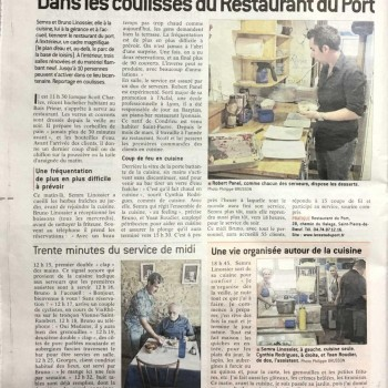 article de la tribune du progrès
